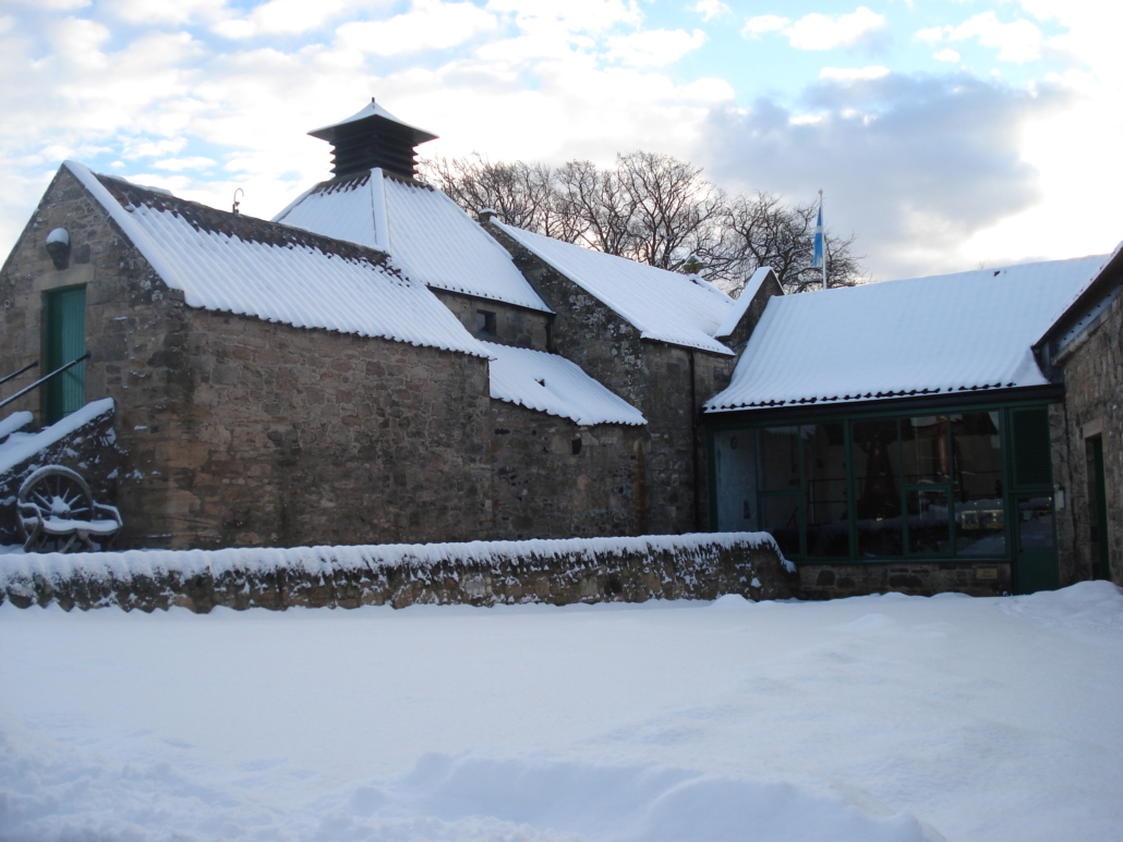 Daftmill In The Snow