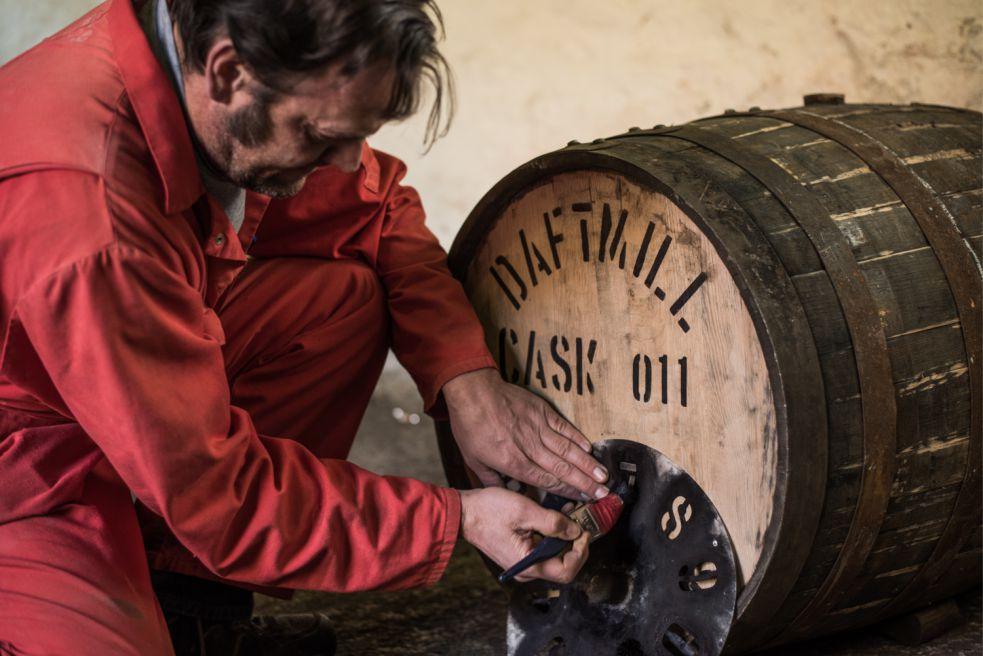 Daftmill Distillery (Photo by Calum Rafferty)