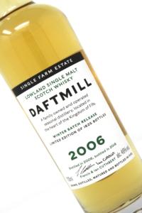 Daftmill 2006 Winter Release (UK)