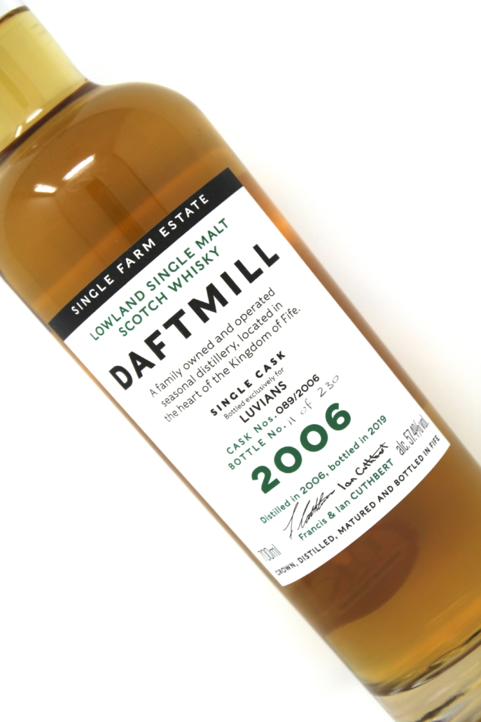 Daftmill 2006 Single Cask (Luvians)