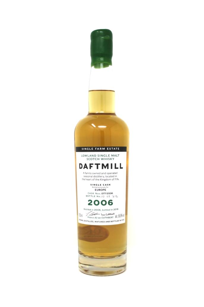 Daftmill 2006 Single Cask (Europe)