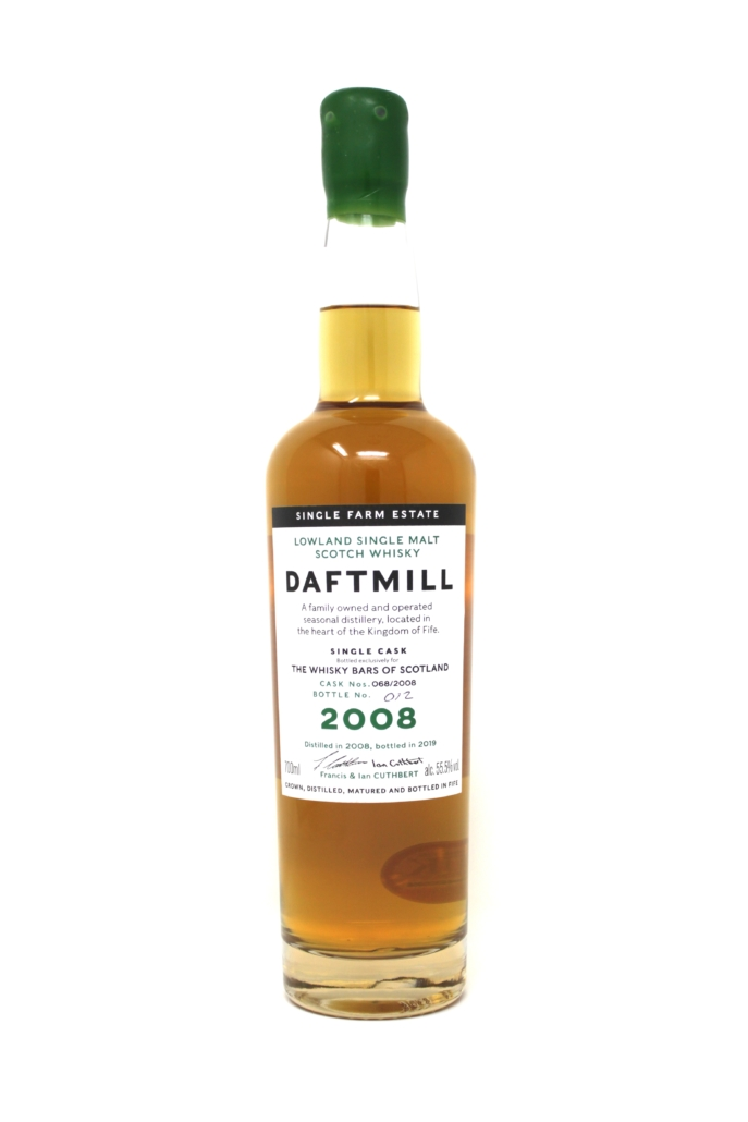 Daftmill 2008 Single Cask (Whisky Bars of Scotland)