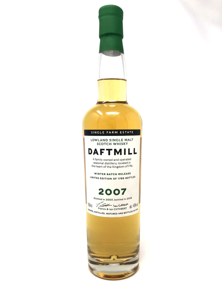 Daftmill 2007 Winter Release (UK)